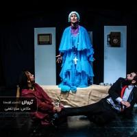 گزارش تصویری تیوال از نمایش شبی در طهران / عکاس:سارا ثقفی | عکس