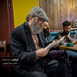 نمایش وامانده تهران | عکس