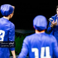 نمایش گرگ ها | گزارش تصویری تیوال از نمایش گرگ ها / عکاس: رضا جاویدی | عکس