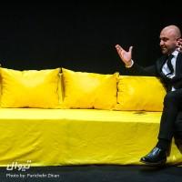 نمایش اکلیل | گزارش تصویری تیوال از نمایش اکلیل (سری نخست) / عکاس: پریچهر ژیان | عکس