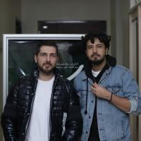 فیلم سونامی | گزارش تصویری تیوال از اکران مردمی فیلم سونامی / عکاس: فاطمه تقوی | مهرداد صدیقیان، محمدرضا غفاری در اکران مردمی فیلم سونامی