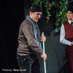 نمایش ارباب پونتیلا ونوکرش ماتی | عکس