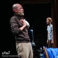 نمایش زندگی در تیاتر | گزارش تصویری تیوال از نمایش زندگی در تیاتر / عکاس: پریچهر ژیان | عکس