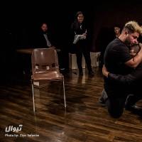 گزارش تصویری تیوال از نمایش با من بخند وودی / عکاس: سید ضیا الدین صفویان | عکس