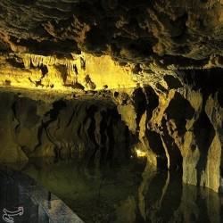 غار علیصدر، همدان | عکس