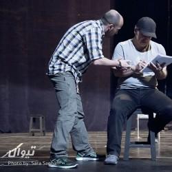 نمایشنامهخوانی دیروز، پروژه خوانش و اجرا | عکس