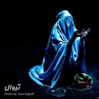 گزارش تصویری تیوال از نمایش بیوه سیاه، بیوه سفید / عکاس: سارا ثقفی | عکس