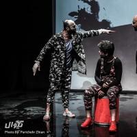 نمایش تیاتر بد | گزارش تصویری تیوال از نمایش تاتر بد (سری نخست) / عکاس: پریچهر ژیان | عکس
