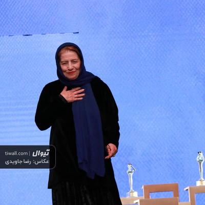 گزارش تصویری تیوال از مراسم اختتامیه سی و هشتمین جشنواره بینالمللی تئاتر فجر (سری نخست) / عکاس: رضا جاویدی | عکس
