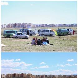 ۱۳ بدری متفاوت در روزهای کرونا | عکس