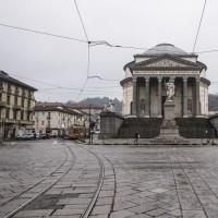 اروپای خالی از مردم | تورین، ایتالیا