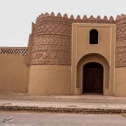 کاروانسرای شفیع آباد، کرمان | عکس