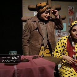 نمایش مهاجران | عکس