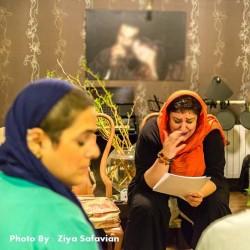 نمایشنامهخوانی تالاب هشیلان | عکس