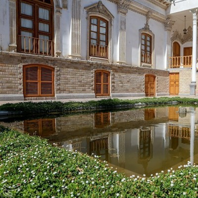 خانه و باغ اتحادیه؛ تهران | عکس