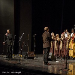 کنسرت گروه آنسامبل مسایا (به رهبری هانیبال یوسف) | عکس