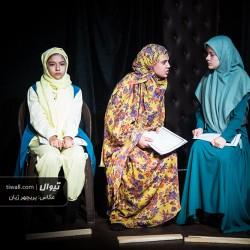 گزارش تصویری تیوال از نمایشنامهخوانی راز عروسک / عکاس: پریچهر ژیان | عکس