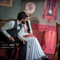 نمایش آواز خوان طاس | عکس