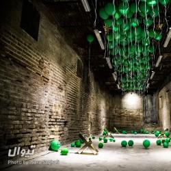 گزارش تصویری نمایشگاه دماغ به دماغ/ عکاس: سارا ثقفی | عکس