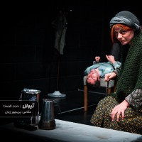 گزارش تصویری تیوال از نمایش فرونشست / عکاس: پریچهر ژیان | عکس