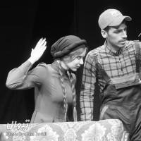 گزارش تصویری تیوال از نمایش آوازه خوان طاس / عکاس: رضا جاویدی | عکس