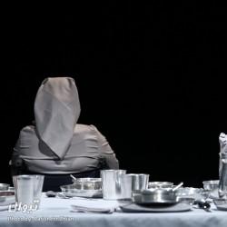 نمایش سر میز شام | عکس