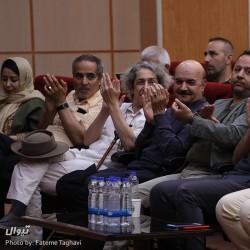 گزارش تصویری تیوال از جشن صدمین شماره مجله همشهری داستان / عکاس: فاطمه تقوی | عکس