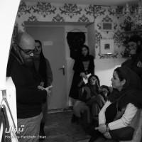 نمایش مواجهه با ورنوسفادرانی | عکس