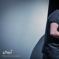 نمایش استندآپ کمدی جایزه داروین | گزارش تصویری تیوال از نمایش جایزه داروین / عکاس: سارا ثقفی | عکس