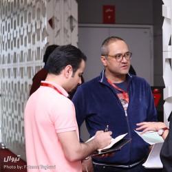 گزارش تصویری تیوال از نخستین روز سی و هفتمین جشنواره جهانی فیلم فجر / عکاس: رومینا پرتو | عکس