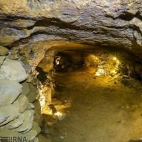 شهرک زیرزمینی «کرد علیا» | عکس