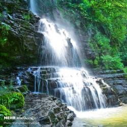آبشار زمرد | عکس
