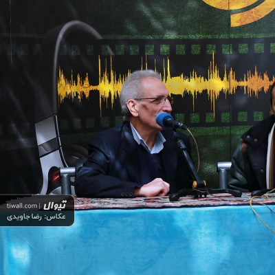 گزارش تصویری تیوال از مراسم اختتامیه سی و هشتمین جشنواره بینالمللی تئاتر فجر (سری سوم) / عکاس: رضا جاویدی | عکس