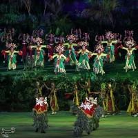 افتتاحیه هجدهمین دوره بازیهای آسیایی ۲۰۱۸؛ جاکارتا | عکس
