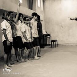 نمایش پسران تاریخ | عکس