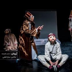گزارش تصویری تیوال از نمایش حکایت عشق نعیمه و نعمت به روایت نصرت / عکاس: سارا ثقفی | عکس