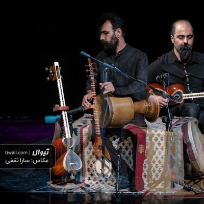 گزارش تصویری تیوال از کنسرت گروه صائب / عکاس: سارا ثقفی | صائب کاکاوند - رشید کاکاوند