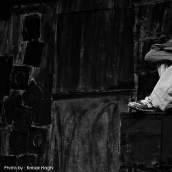 نمایش در اعماق | عکس