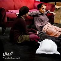 نمایش سه خواهر | گزارش تصویری تیوال از نمایش سه خواهر (سری نخست) / عکاس: رضا جاویدی | عکس