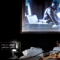 گزارش تصویری تیوال از نمایش اتاق بی خوابی / عکاس: سارا ثقفی   عکس