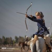 مسابقات بینالمللی رزم سواره؛ شیراز | عکس