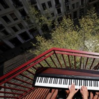 پنجره و بالکنهای جهان در روزهای کرونا   بارسلون، اسپانیا