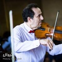 گزارش تصویری تیوال از تمرین ارکستر مانجین، سری دوم / عکاس : سارا ثقفی | ارسلان کامکار ، ارکستر مانجین