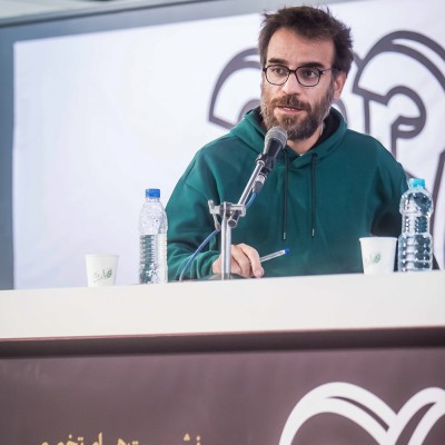 گزارش تصویری تیوال از سومین روز سی و ششمین جشنواره فیلم کوتاه تهران (سری نخست)/ عکاس: سارا ثقفی | عکس