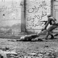 بزرگداشت بهرام محمدی فر عکاس جنگ در فرهنگسرای شفق | عکس