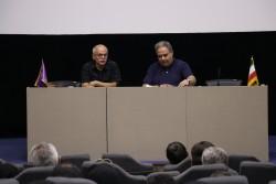 گزارش نمایش فیلمهای کوتاه بیژن میرباقری در کانون فیلم خانه سینما   عکس