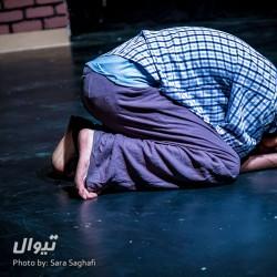 گزارش تصویری تیوال از نمایش سرمه ای با ث صابون / عکاس: سارا ثقفی | عکس