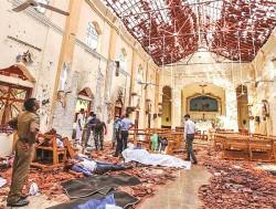 اثر موقت انفجارها بر توریسم سریلانکا | عکس