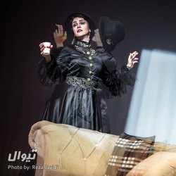 نمایش آنا کارنینا | عکس
