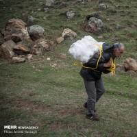 آیین ۶۰۰ ساله «ورف چال» | عکس